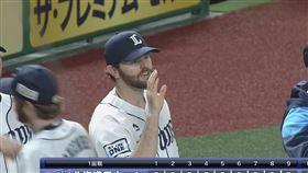 ▲西武獅洋投手Zach Neal。(圖/翻攝自太平洋聯盟TV推特)