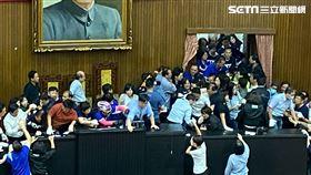 藍委,綠委,議院,立法院,衝突,賴士葆(圖/記者廖哲民攝影)