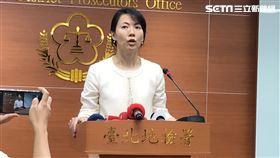 ▲台北地檢署發言人林玉萍。(圖/記者楊佩琪攝)