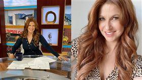 4分鐘影片流出!知名女主播慘被偷拍 NBA,復賽,ESPN,Rachel Nichols,偷拍,雙面人 翻攝自IG Rachel Nichols