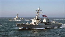 美驅逐艦駛入加勒比海域 委內瑞拉批:幼稚的挑釁(圖/維基百科由 U.S. Navy NewsStand Photo ID 040810-N-0000X-001)