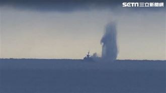海軍射魚雷遭酸畫面太糊 專家揭真相