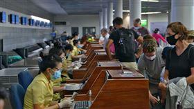 柬埔寨通報新增5境外移入病例 其中3人途經台灣 (圖/翻攝自facebook.com/cambodia.airports)