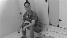 打傷他女兒眼睛!9歲男童「小學男廁」遭砍死 惡父被死刑(圖/翻攝自《北京青年報》微博)