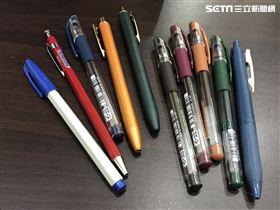 ▲原子筆。(示意圖/記者楊佩琪攝)
