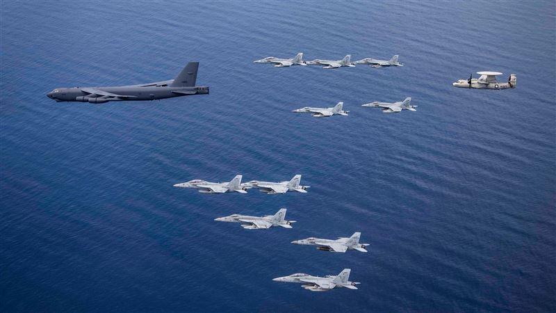 美中南海必開戰?專家2分析揭美真正目標:中共核潛艦基地