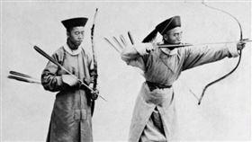 ▲弓箭手;古代戰爭;戰場(圖/翻攝自百度百科)