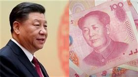 學者質疑中國第二季經濟亮眼根本是灌水,目的是為了穩固習近平地位(翻攝資料照、public domain pictures)