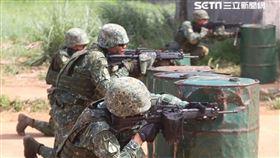 國軍,步兵
