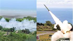 標槍飛彈發射 記者邱榮吉/攝影,美製愛國者飛彈,國防部提供
