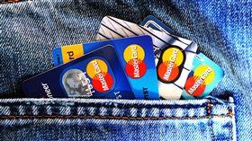 信用卡。(圖/翻攝自免費圖庫Pexels)