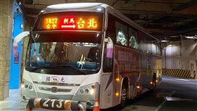 國光客運全台各地,以台中轉運站收到最多三倍振興券。(圖/國光客運提供)