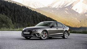 ▲Audi A4(圖/Audi提供)