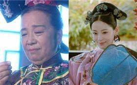 「容嬤嬤」李明啟/媳婦是《延禧》演「純妃」的王媛可。微博/愛奇藝台灣站