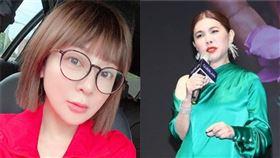 王彩樺、張清芳/臉書