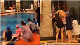 6歲童游泳課溺水 「掙扎10分鐘」沒人發現…慘浮起身亡(圖/翻攝自現代快報)