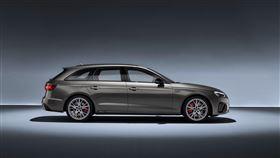 ▲The new Audi A4/A4 Avant。(圖/Audi提供)