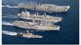王定宇:印度擬邀澳洲參與軍演(圖/翻攝臉書)