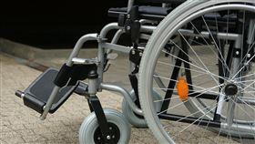輪椅。(示意圖/取自Pixabay)