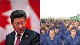 中共當局對於打壓不服從的外族人士,向來是不擇手段、鐵腕對待,新疆就有不少的維吾爾族居民被送進集中營「再教育」,受到相當不人道的對待,中國也因此飽受國際社會的批評與譴責。(翻攝資料照)