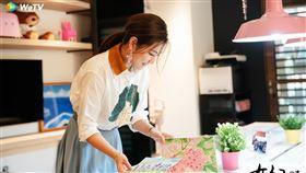 38歲的任家萱(Selina)近日登上WeTV《女人30+》。圖/WeTV提供