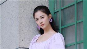 中國大陸女星陳鈺琪。(圖/翻攝自微博)