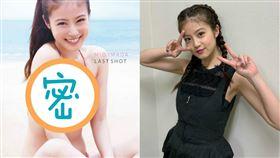 今田美櫻在「半澤直樹2」第一集就獻出「床戲」。(圖/翻攝自今田美櫻IG)