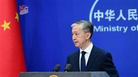 中國外交部發言人汪文斌(圖/翻攝中國外交部)