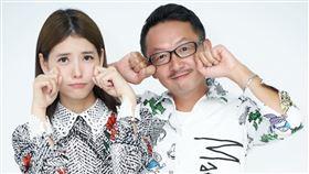 王樂妍和王奇/超級紅娛樂提供