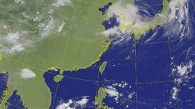 7月可能0颱風?專家驚喊「不妙」…揭3大颱風生成時間點(圖/翻攝自中央氣象局)