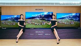 "Sony日前在台發表最新BRAVIA Z8H (85"")、A9S(48"")和X9000H (85""/75/65""/55"")系列"