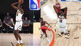 金塊秘密武器?史上最高球員之子登場 NBA,丹佛金塊,Bol Bol,寶寶 翻攝自NBA官方推特