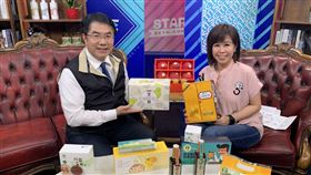 台南市長黃偉哲名列「好感王」。(圖/晶彩大人物提供)