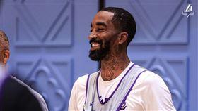 NBA/湖人誰最會跳舞?JR曝內幕 NBA,洛杉磯湖人,J.R. Smith,跳舞,LeBron James,Dwight Howard 翻攝自湖人官方推特