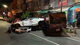 警車,宜蘭,BMW,軍人,小黃
