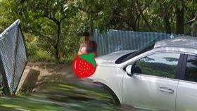 男查谷哥地圖…驚見美尻裸女野外激戰!網跪讚:感謝街景車(圖/翻攝自爆廢公社