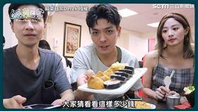 ▲位在嘉義的「體育館壽司」,10個的壽司竟然只要45元。(圖/鹹菜日常Derek 授權)