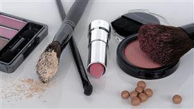 示意圖/化妝品,上妝,口紅,化妝(圖/翻攝自Pixabay)