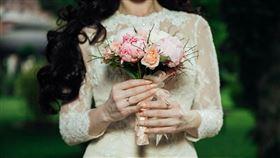 結婚,婚禮,新娘,新郎(圖/翻攝自unsplash)