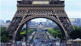 法國,巴黎,艾菲爾鐵塔,巴黎鐵塔(圖/翻攝自Pixabay)