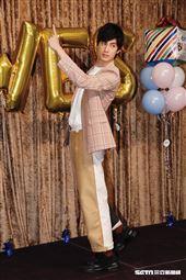 羅宏正1歲生日派對。(圖/記者林聖凱攝影)