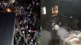 5歲女童被綑綁性侵…居民大暴動 怒要警察交人「私刑」(哈薩克) 合成圖翻攝自IG