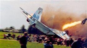 歷史上的今天/航展戰鬥機表演衝入人群(圖/翻攝自維基百科)