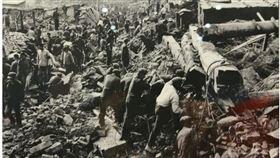 唐山大地震。(圖/翻攝自維基百科)