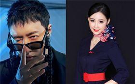 潘瑋柏27日自爆婚訊,對象就是上海東方航空空姐Luna宣雲。