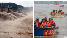 黃河小浪底水庫,長江