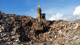 嘉義縣檢調警環聯手 查獲非法廢棄物堆