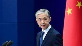 中國外交部發言人汪文斌(圖/翻攝自中國外交部)