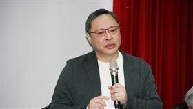 因應中共銳實力 戴耀廷籲強化公民社會香港學者戴耀廷29日表示,面對中共銳實力滲透,最關鍵的還是應該強化公民社會的力量,將信念帶到社會的基層當中。中央社記者繆宗翰攝 108年1月29日