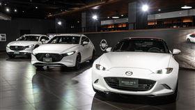 ▲MAZDA 100週年紀念MX-5。(圖/Mazda提供)